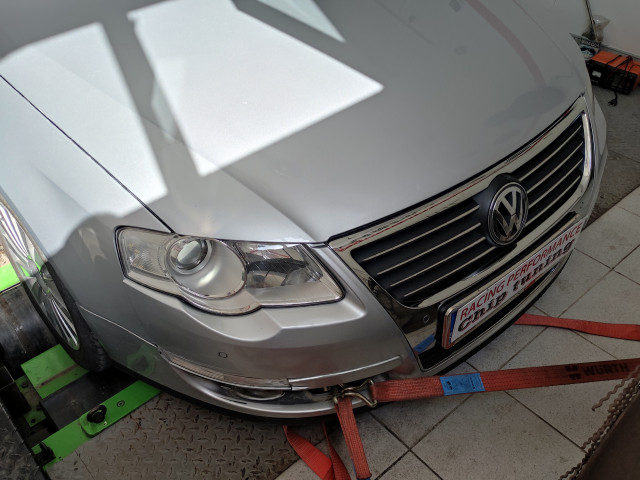VW Passat B6 Dyno Tuning